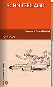 Schnitzeljagd: Ein satirischer Roman
