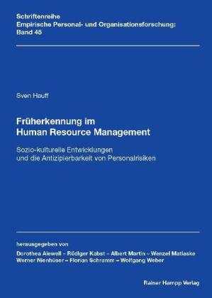 Früherkennung im Human Resource Management