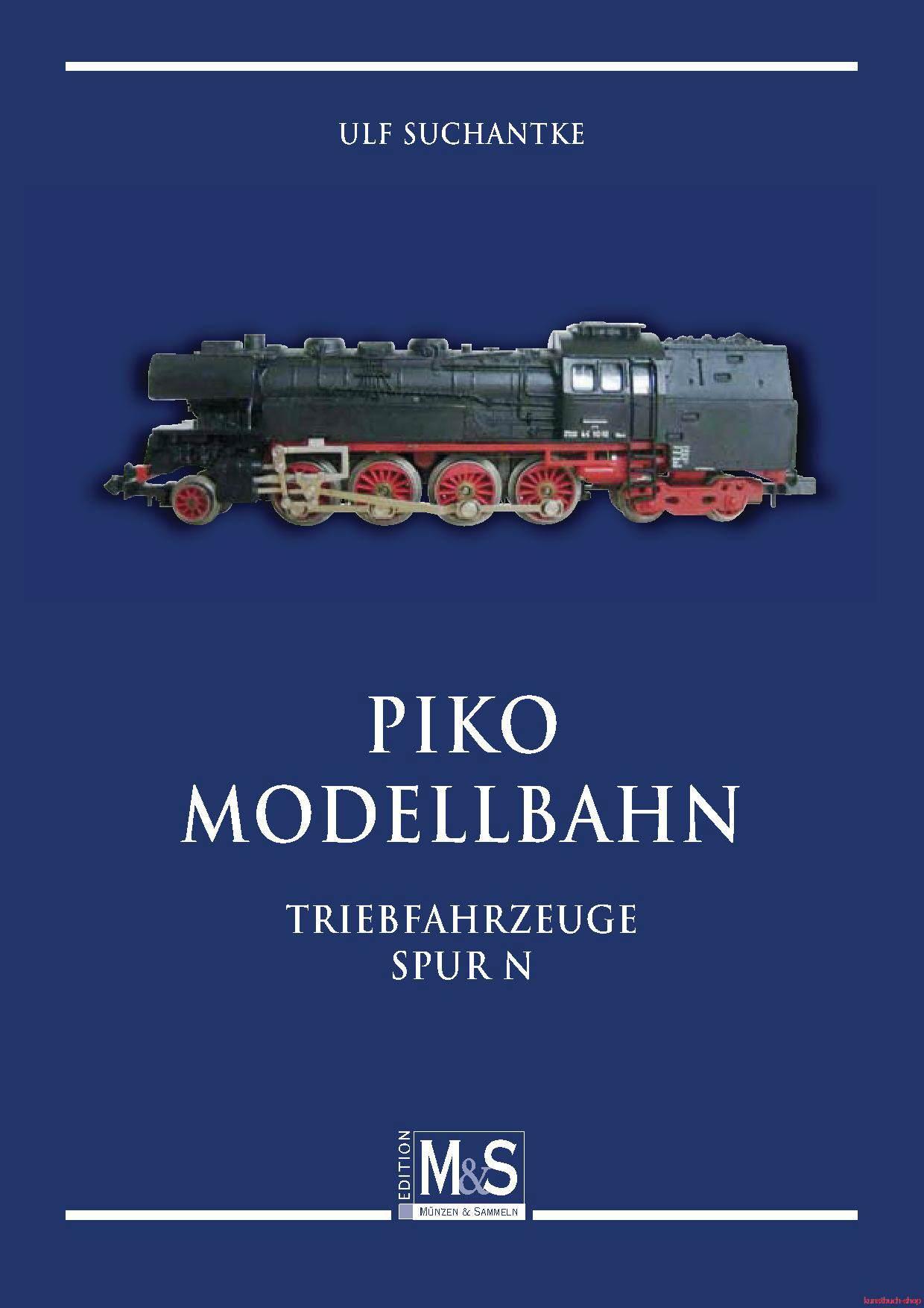 PIKO Modellbahn  Triebfahrzeuge Spur N - Ulf Suchantke