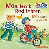Mein Freund Max: Max lernt Rad fahren/Max kocht Spaghetti