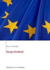 Europa-Handbuch - Werner Weidenfeld