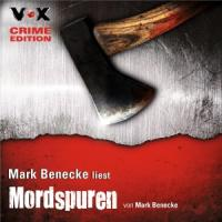 Mordspuren, 4 CDs (VOX CRIME EDITION)