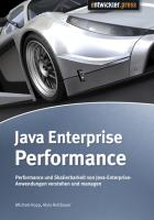 Java Enterprise Performance