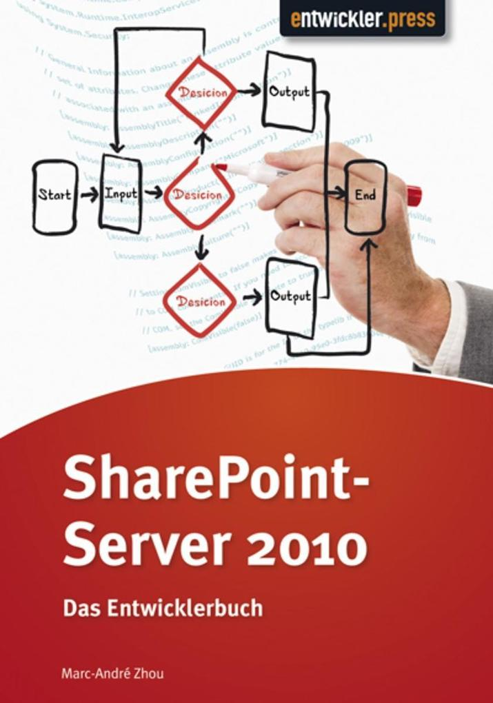 Share Point Server 2010 als eBook von Marc André Zhou - entwickler.press