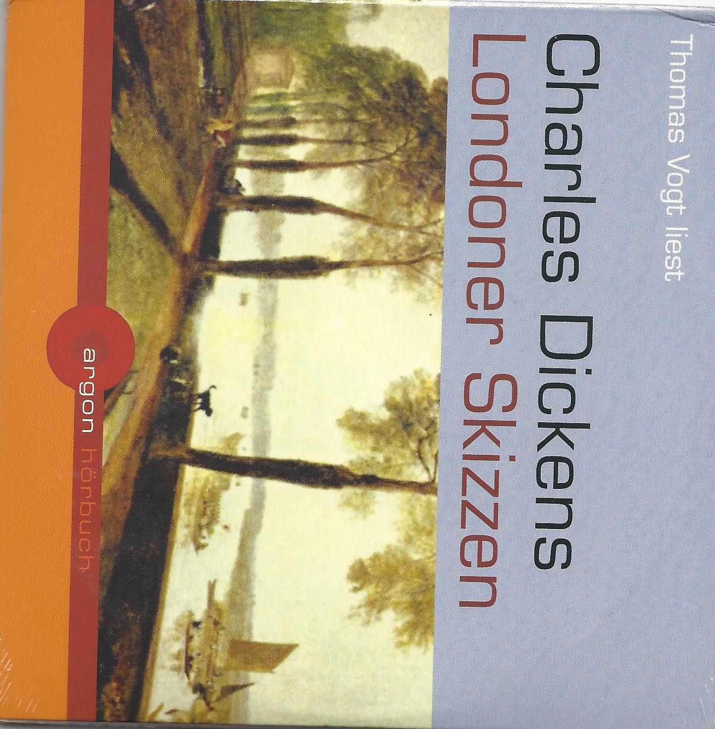 Londoner Skizzen - Charles Dickens