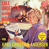 Lale Andersen erzählt Märchen, Audio-CD