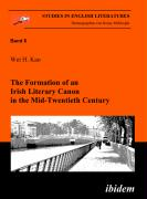 The Formation of an Irish Literary Canon in the Mid-Twentieth Century