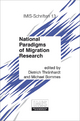 National Paradigms of Migration Research - Michael Bommes; Dietrich Thränhardt