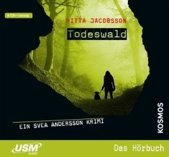Todeswald / Svea Andersson Bd.1 (6 Audio-CDs) - Jacobsson, Ritta