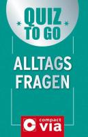 Quiz to go - Alltagsfragen