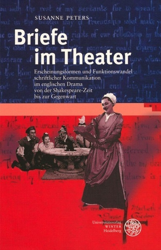 Briefe im Theater - Susanne Peters