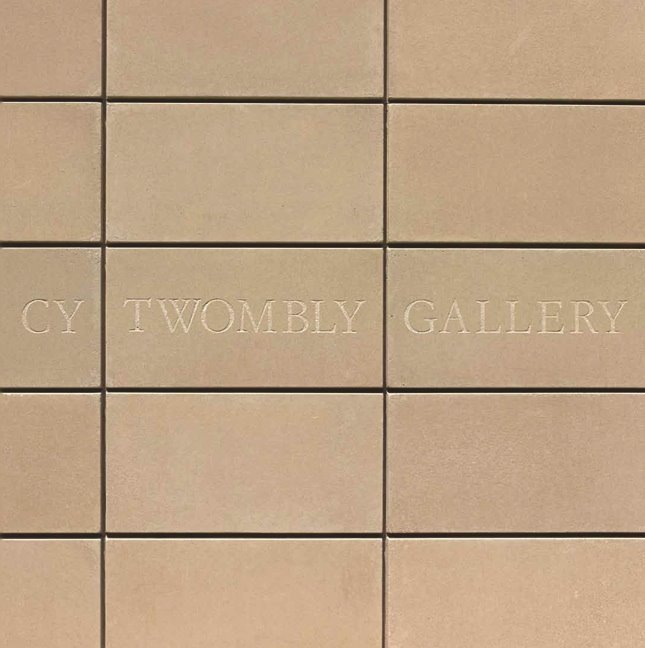 Cy Twombly Gallery als Buch von Cy Twombly - Cy Twombly