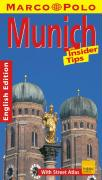 Munich. Marco Polo Reiseführer.: With Insider-Tips. With Street Atlas