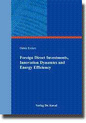 Foreign Direct Investments, Innovation Dynamics and Energy Efficiency,