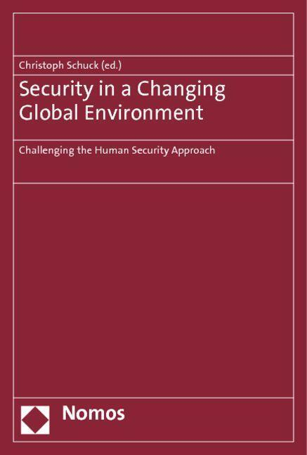 Security in a Changing Global Environment
