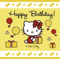 Hello Kitty Geschenkbuch 04. Happy Birthday!