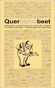 Queralphabeet - Rainer Thomsen