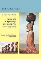 Moai Und Rongorongo Auf Rapa Nui - Hanswilhelm Haefs