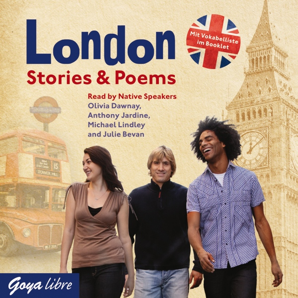 London Stories & Poems, Hörbuch, Digital, 76min - Jonathan Swift, Oscar Wilde, S