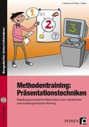 Berthold, Siegwart;Diehl, Renate;Kühne, Joachim: Methodentraining: Präsentationstechniken