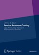 Service Business Costing - Markus B. Baum
