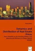 Dynamics and Distribution of Real Estate Prices