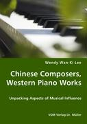 Chinese Composers, Western Piano Works