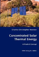 Concentrated Solar Thermal Energy - Newton, Charles Christopher