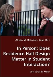 In Person - Alison M. Brandon, Joan Hirt