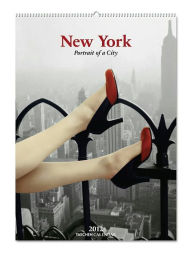 2012 New York Large Wall Calendar - TASCHEN