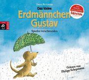 Ingo Siegner: Das kleine Erdmännchen Gustav - Spurlos verschwunden