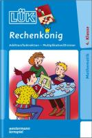 LÜK. Rechenkönig Addition / Subtraktion 4. Klasse