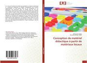 Diallo, Alfa Oumar;Diallo, Mamadou Bhoye: Conception de matériel didactique à partir de matériaux locaux