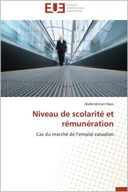 Niveau de Scolarite Et Remuneration - Abderrahman Hassi