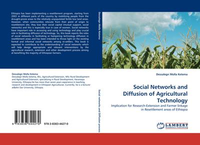 Social Networks and Diffusion of Agricultural Technology - Dessalegn Molla Ketema