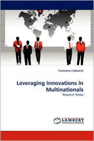 Leveraging Innovations in Multinationals