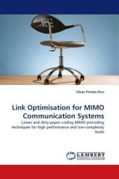Link Optimisation for MIMO Communication Systems - Ulises Pineda Rico