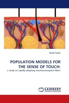 POPULATION MODELS FOR THE SENSE OF TOUCH: - a study on rapidly-adapting mechanoreceptive fibers