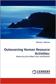 Outsourcing Human Resource Activities