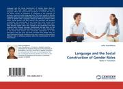 Thondhlana, Juliet: Language and the Social Construction of Gender Roles