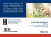 Suomi, Johanna: MEKC-MS and biological matrices