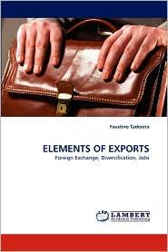 Elements Of Exports - Faustino Taderera