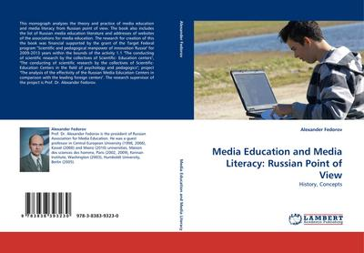 Media Education and Media Literacy: Russian Point of View - Alexander Fedorov