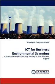 Ict for Business Environmental Scanning - Olumuyiwa Owolabi Olamade