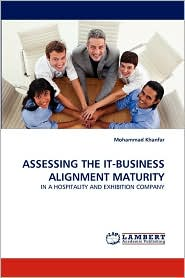 Assessing the It-Business Alignment Maturity