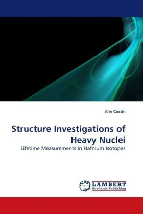 Structure Investigations of Heavy Nuclei - Lifetime Measurements in Hafnium Isotopes