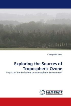 Exploring the Sources of Tropospheric Ozone - Impact of the Emissions on Atmospheric Environment - Shim, Changsub