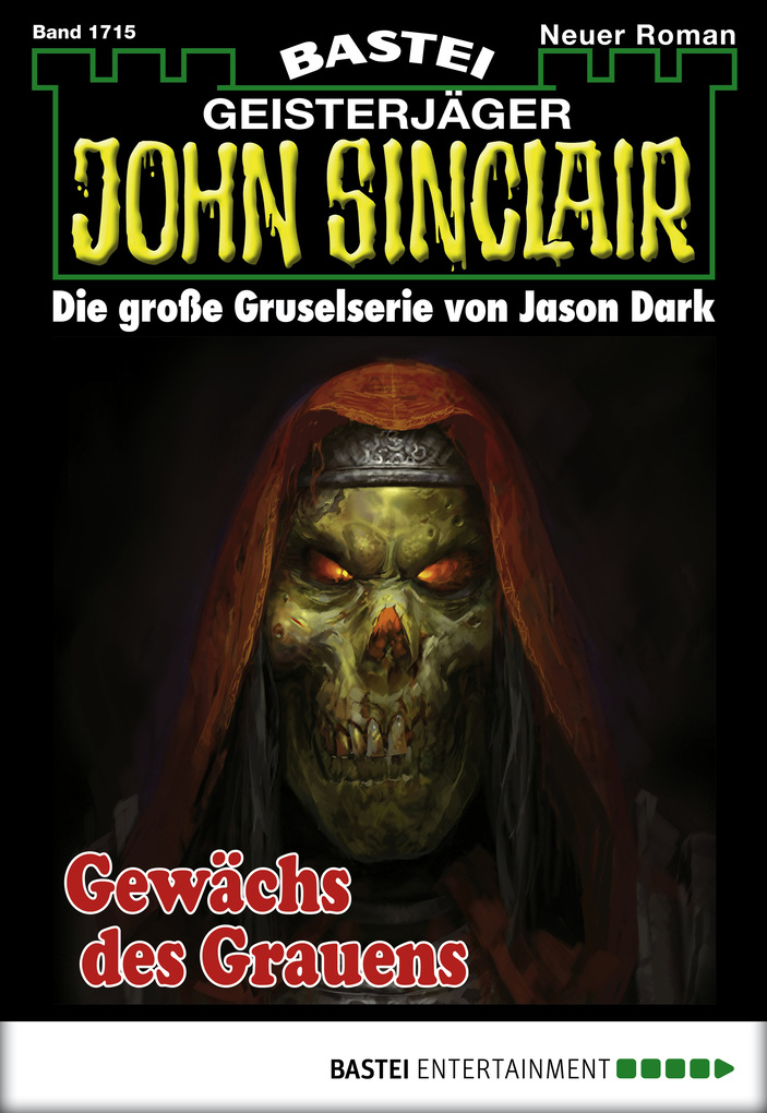 John Sinclair - Folge 1715 als eBook von Jason Dark - Bastei Entertainment