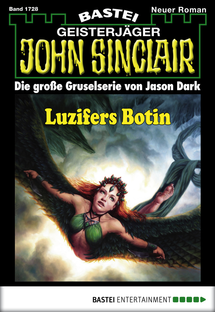 John Sinclair - Folge 1728 als eBook von Jason Dark - Bastei Entertainment