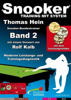 PAT Snooker Band 2 - Training mit System